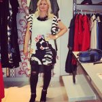 outfit personalstylist fashion frill striped mywork stilusiskola style